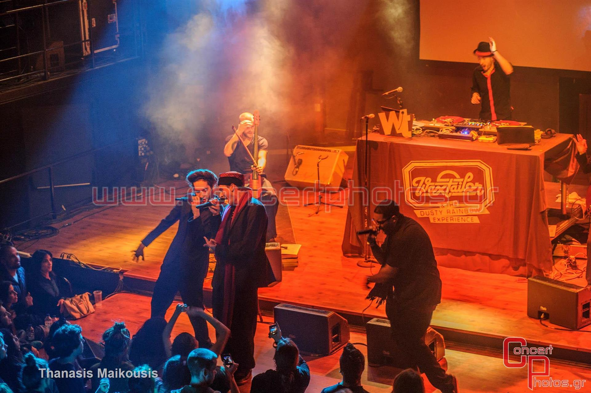 Wax Tailor - photographer: Thanasis Maikousis - ConcertPhotos-8163