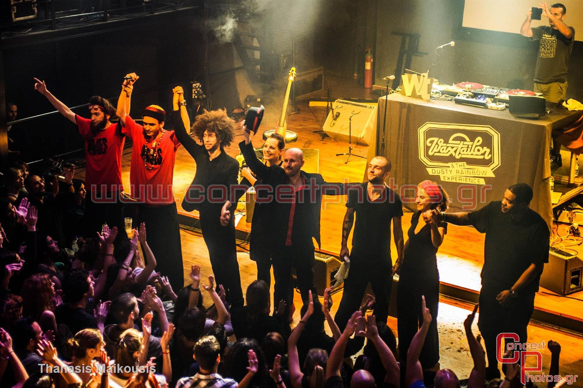 Wax Tailor - photographer: Thanasis Maikousis - ConcertPhotos-8305