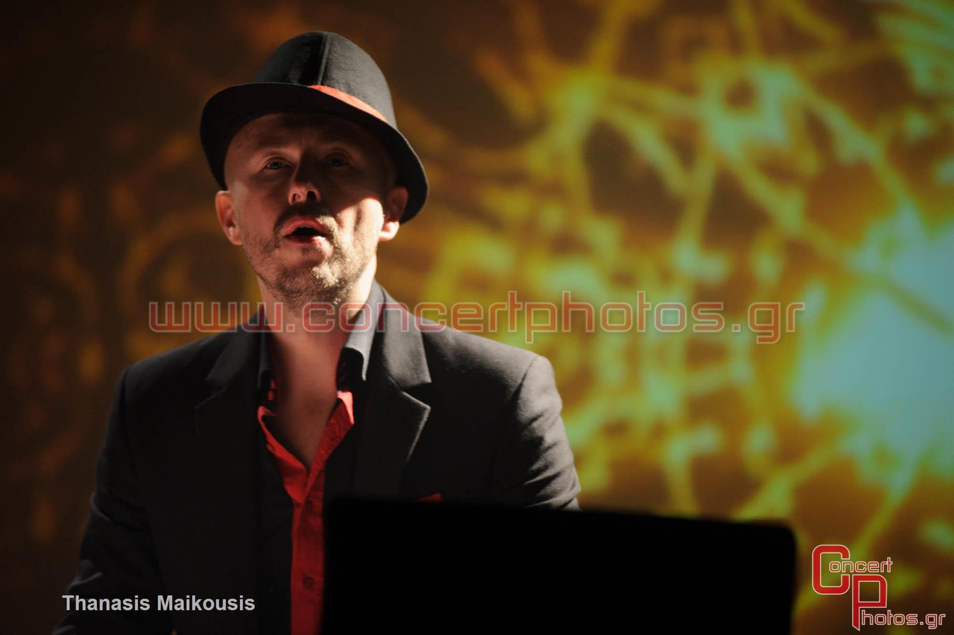 Wax Tailor - photographer: Thanasis Maikousis - ConcertPhotos-7664