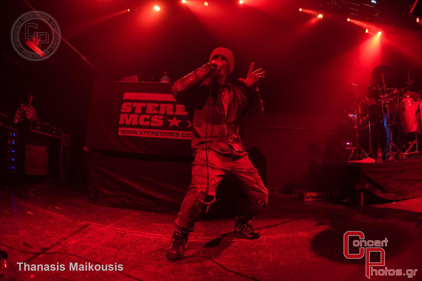 Stereo Mc's-Stereo Mcs photographer: Thanasis Maikousis - ConcertPhotos - 20141129_2302_40