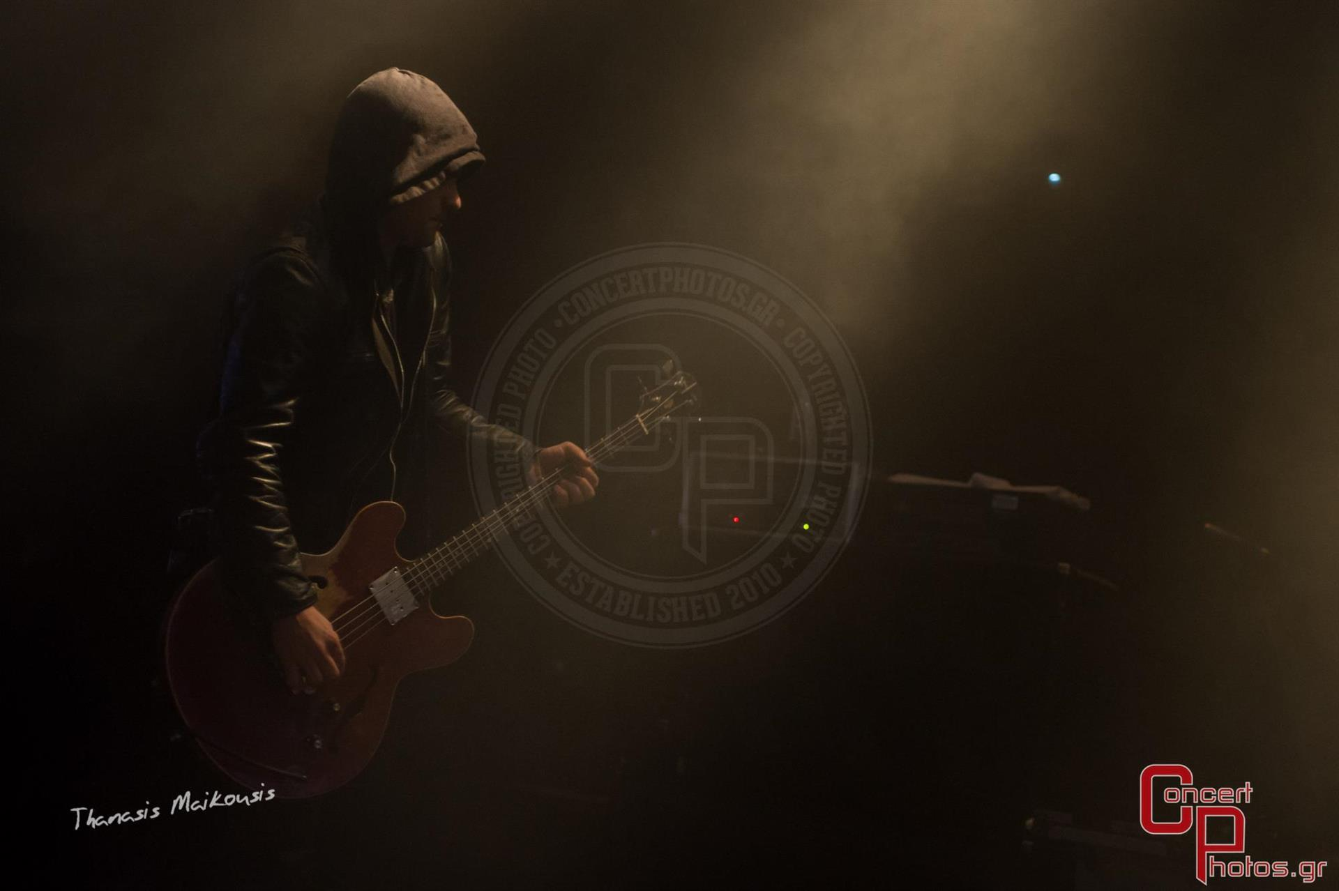 Black Rebel Motorcycle Club-Black Rebel Motorcyclw Club Acro photographer:  - _DSC8073