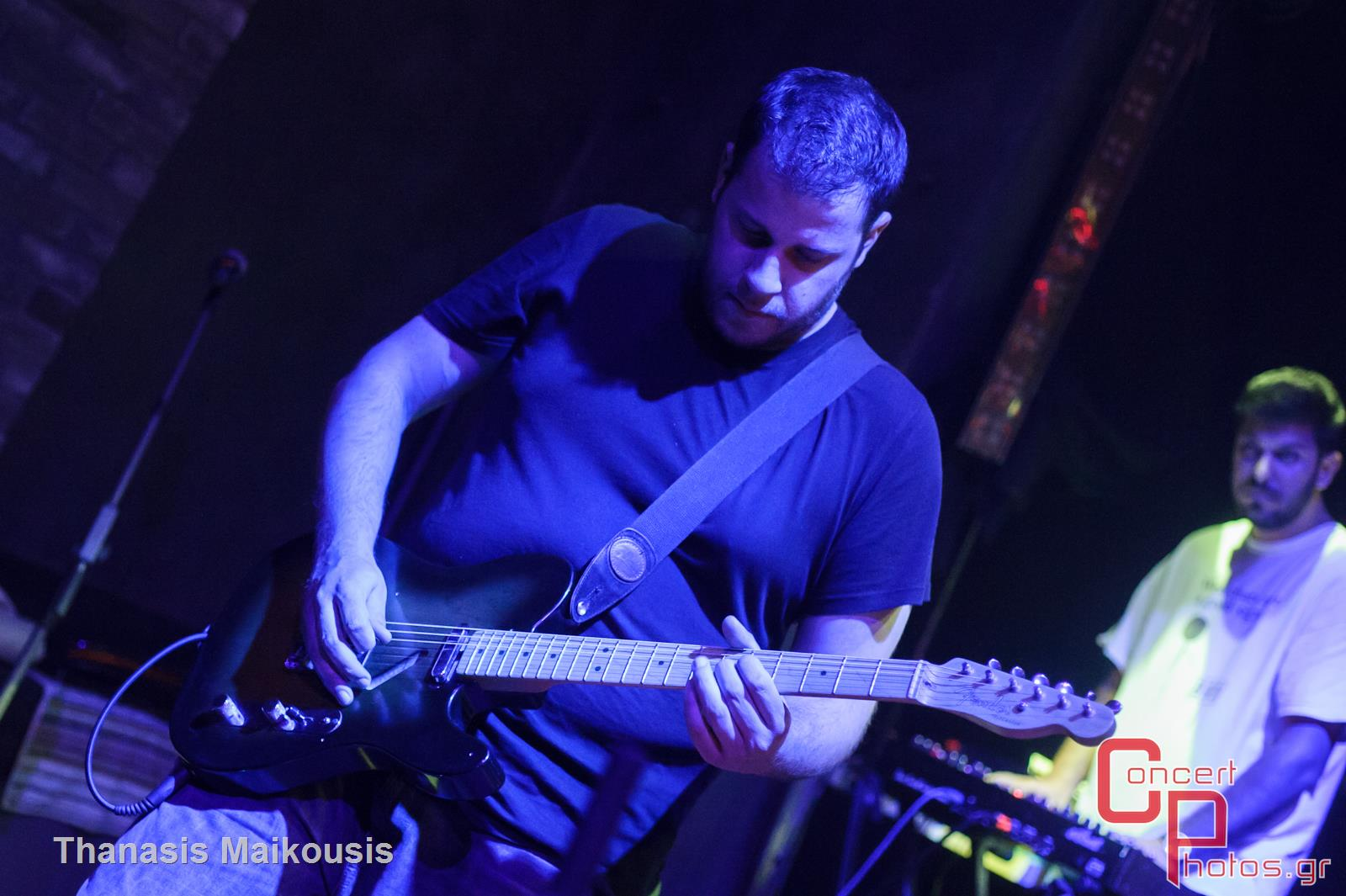 Villagers of Ioannina City (V.I.C.) & Blame The Trees-VIC - Blame The Trees photographer: Thanasis Maikousis - concertphotos_-5873