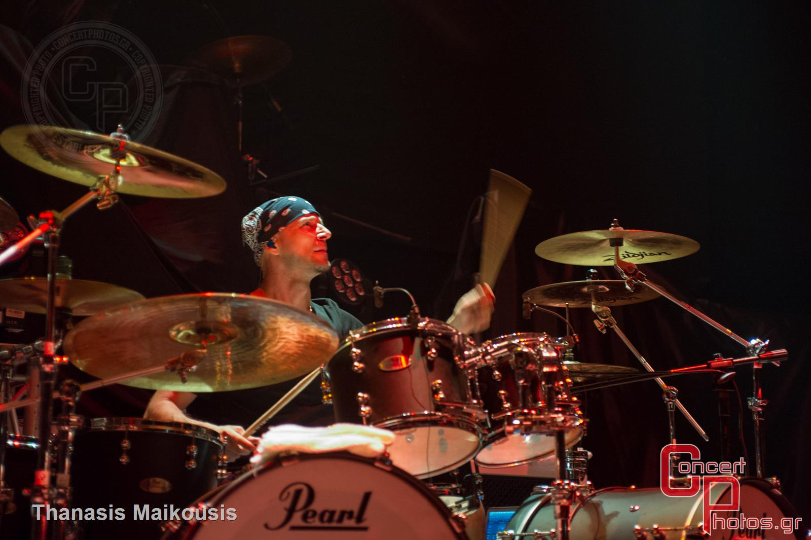 Gamma Ray + Rhapsody Of Fire-Gamma Ray Rhapsody Of Fire photographer: Thanasis Maikousis - _DSC1149
