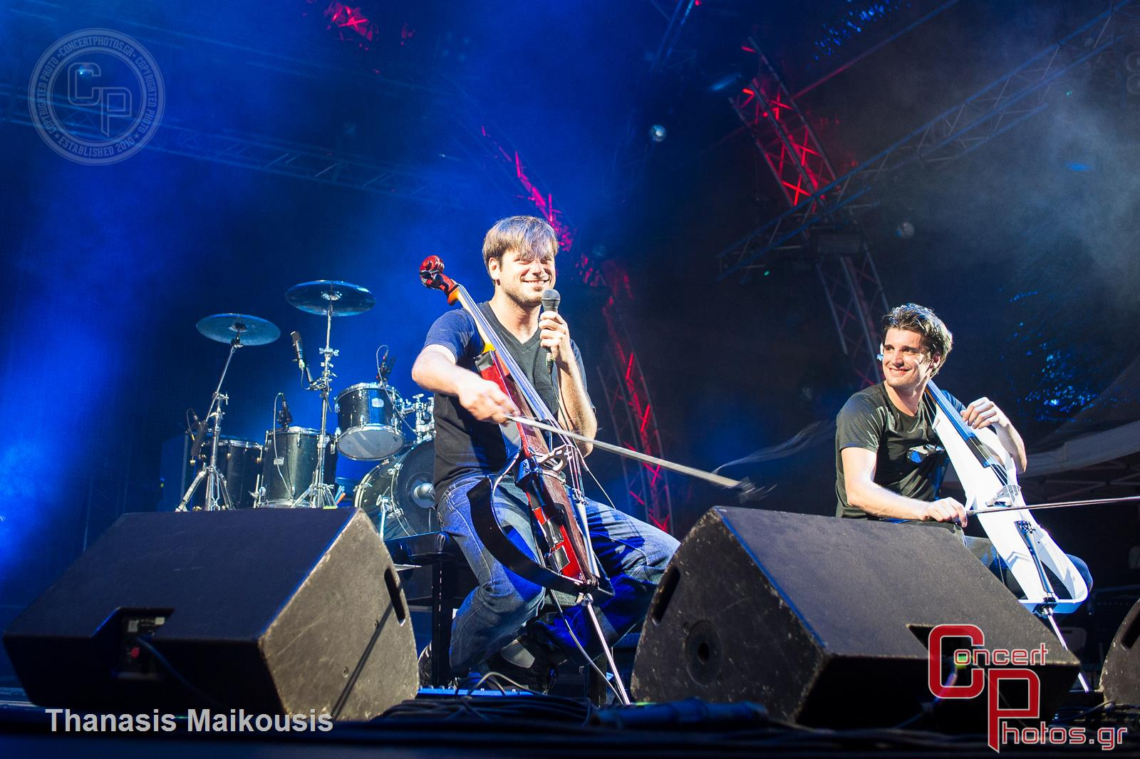 2Cellos-2Cellos Technopolis photographer: Thanasis Maikousis - untitled shoot-6229