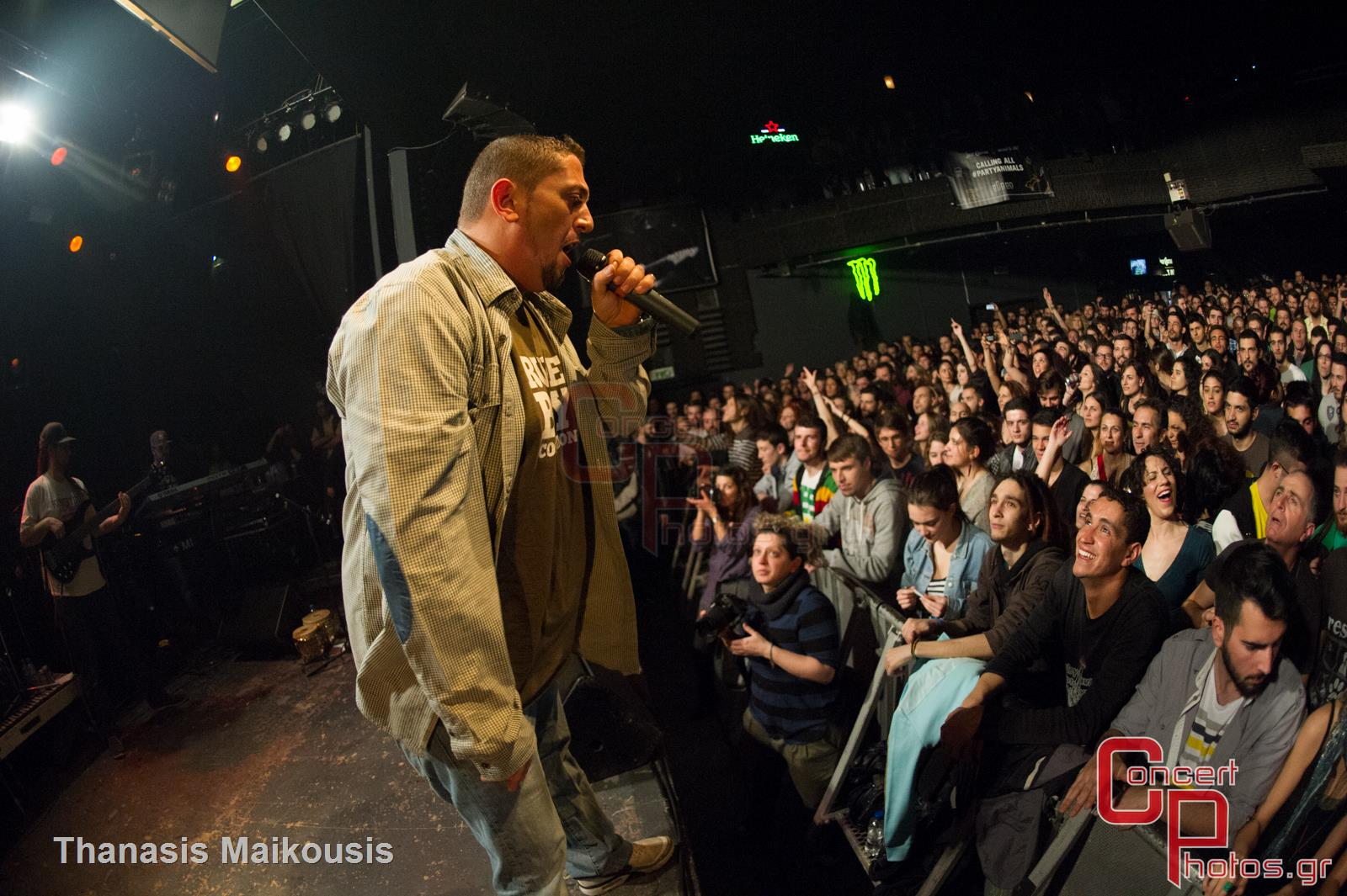 Dub Inc-Dub Inc photographer: Thanasis Maikousis - concertphotos_-5372