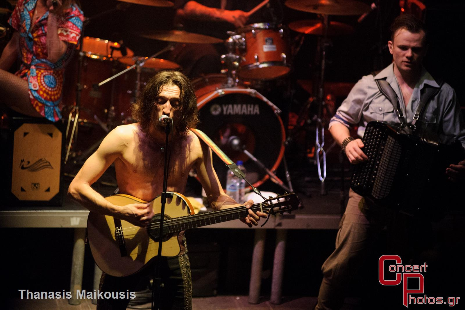 Gogol Bordelo-Gogol Bordelo photographer: Thanasis Maikousis - concertphotos_-8736